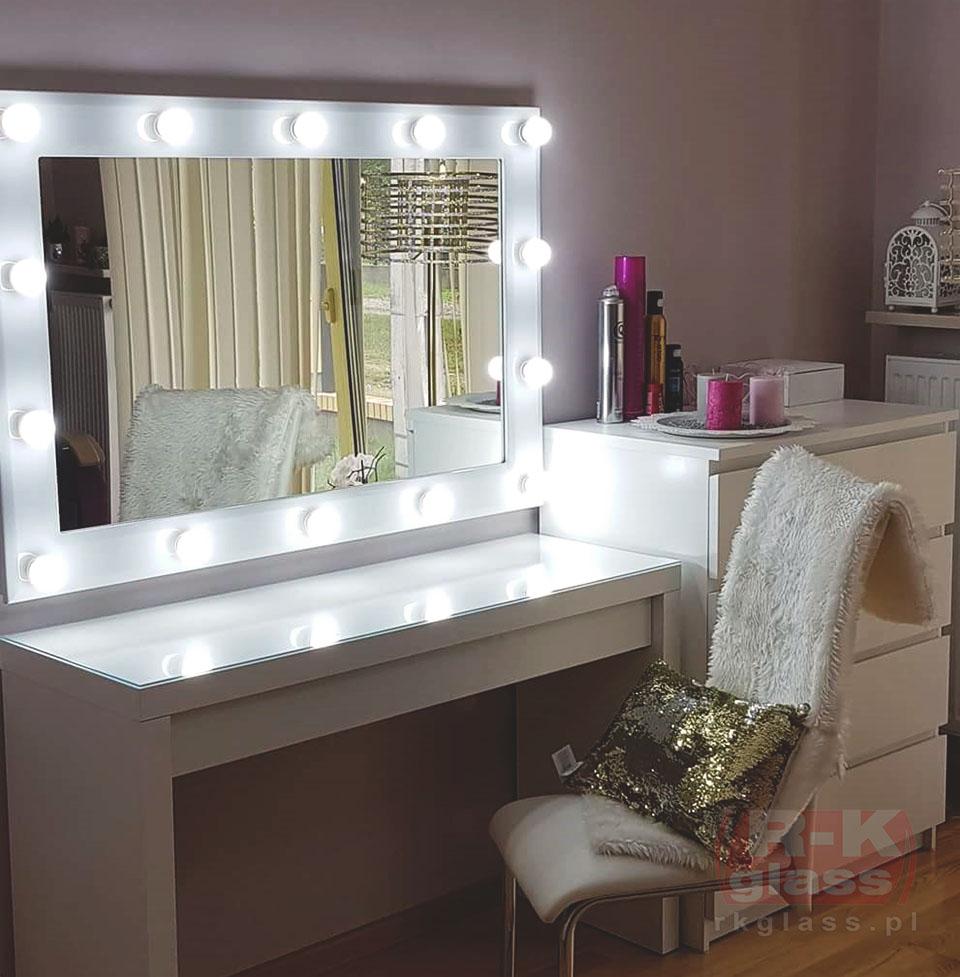 Profesjonalne lustro do makijażu