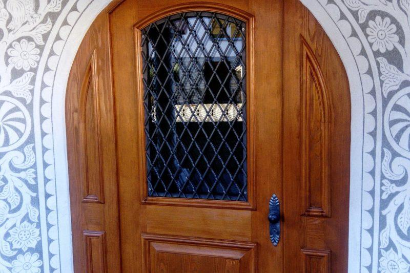 przeszklenia w drzwiach