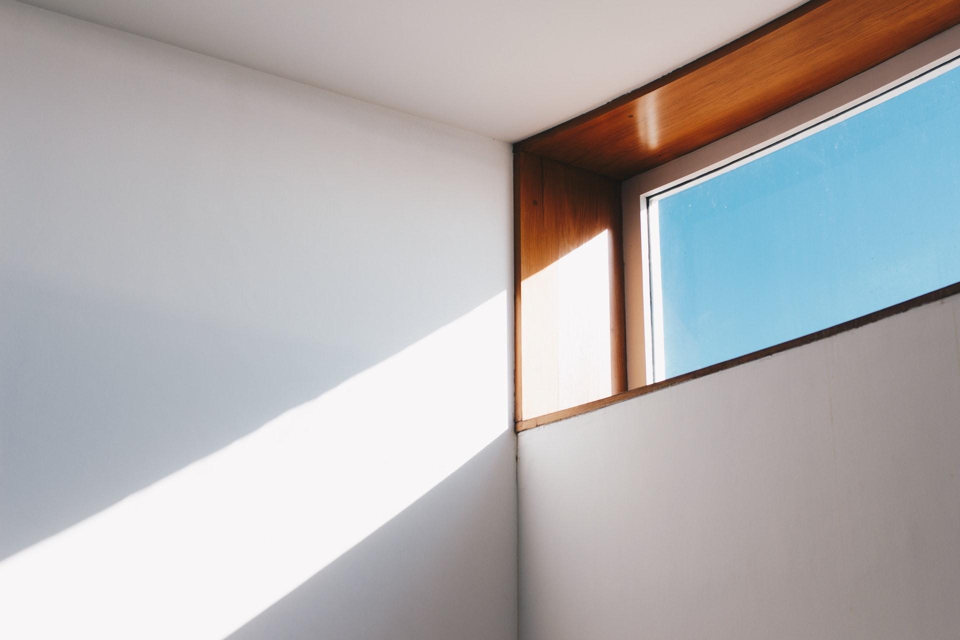 Szklane drzwi w biurze